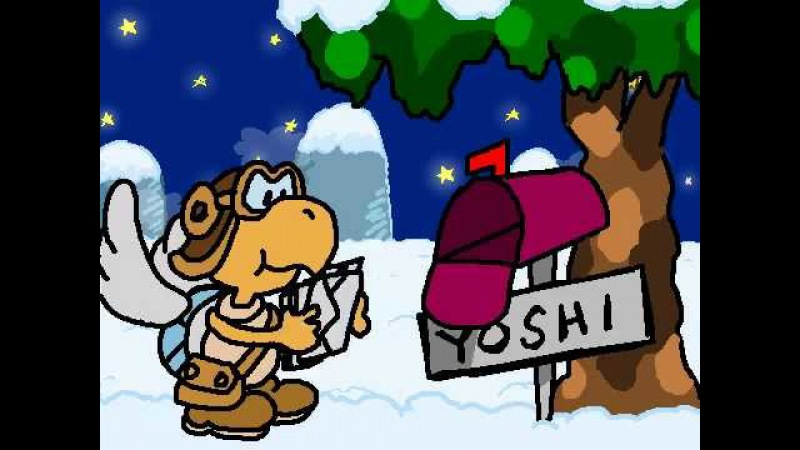 Yoshi's Island The Original Eggventures Episode 3 Holiday Special