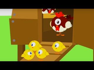 Твой друг Бобби - Ферма - Мультик для детей малышей от 0 до 4 лет