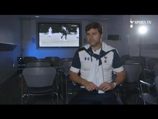 Маурисио Почеттино рассказывает о Лиге Чемпионов и о матче с Ливерпулем