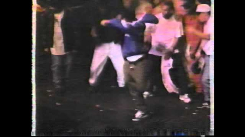 Marky Mark and The Funky Bunch - Peace (live)