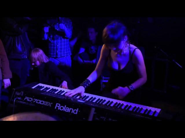 VIGGIE VIKA Live in Iceland HOLLOW Pantera 8 10