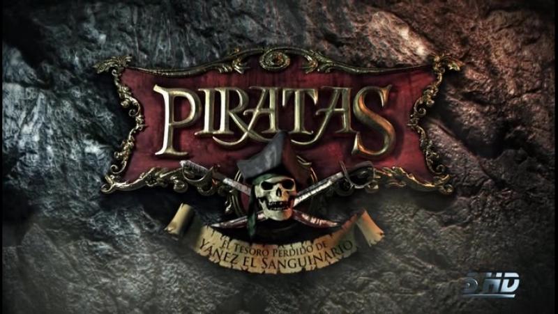 Пираты Piratas 8 серия 2011 Испания
