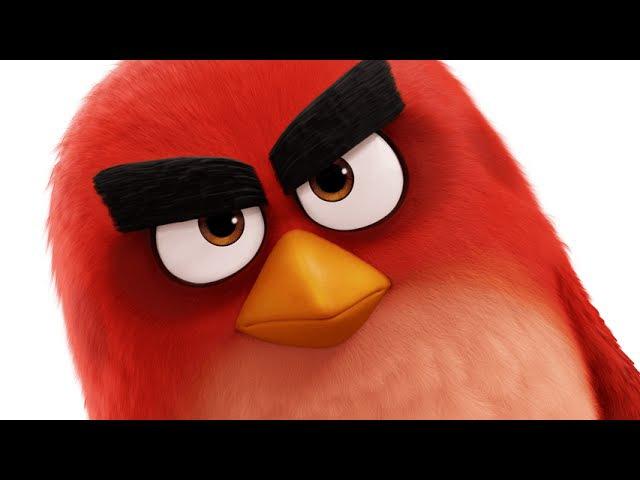 ANGRY BIRDS Открываем Киндер Сюрприз ЭНГРИ БЕРДС в кино Unboxing toys Kinder Surpriese ANGRY BIRDS