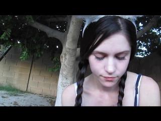 Bunnybutt outdoor bj [hd, sex, porno, natural girls, секс, порно, минет]