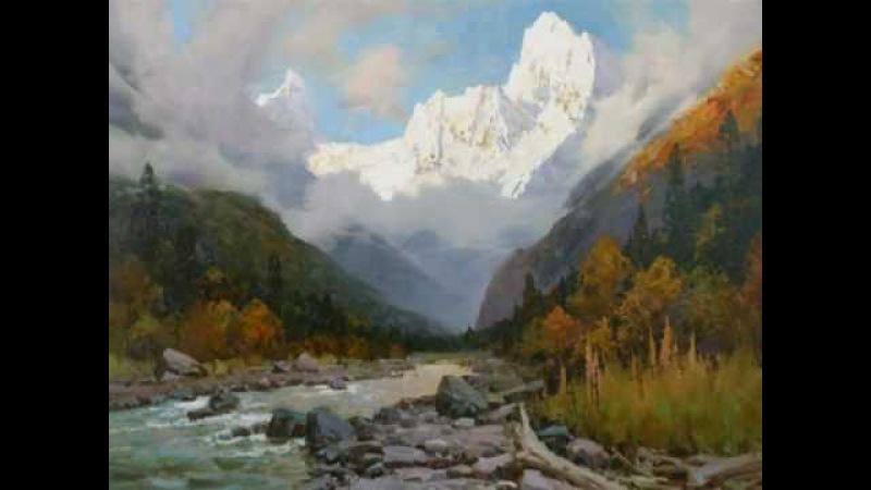 Aleksandr Babich landscape. www.babich-alekz.ru .wmv