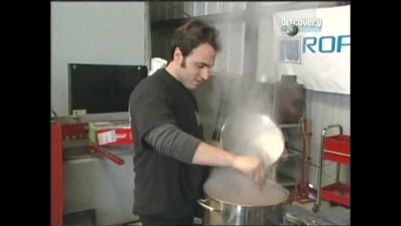 Механики кухарят