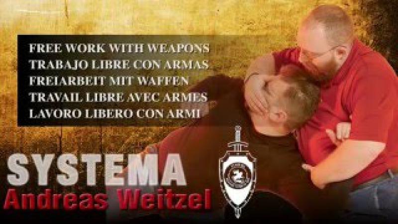 Russian Systema Fighting Basics Andreas Weitzel