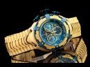 Invicta 21347 52mm Reserve Thunderbolt Swiss Made Chronograph Bracelet Watch