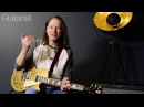 Robben Ford Blues Lesson
