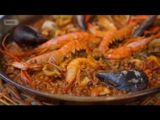 Необычная еда. Гастрономические путешествия: Барселона (Путешествие, кулинария, 2015)