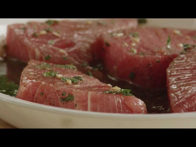 How to Make Easy Grilled Tuna Steaks