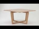 Оригинальный раскладной стол-трансформер