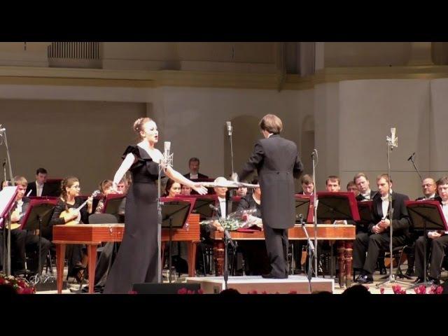 И.Дунаевский Заздравная - Лидия Светозарова (сопрано)