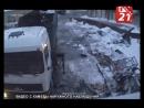 Заполярные автоугонщики проявляют смекалку. Вместо отмычки – грузовик с манипулятором