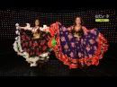 Цыганский танец сложная хореография и буря эмоций