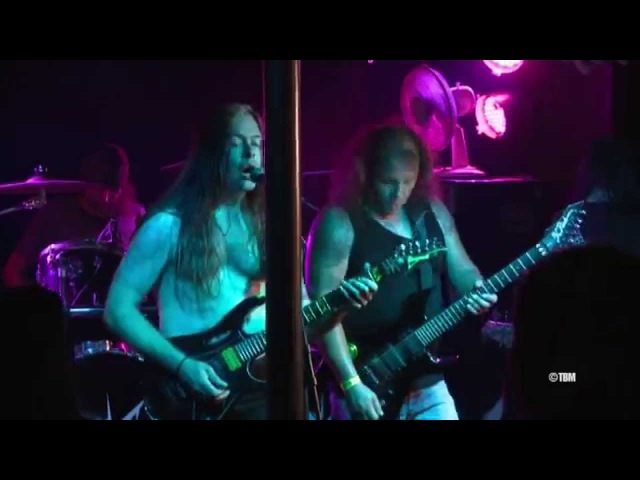 Wortmord featuring Frank Blackfire Grave Violator Blasphemer live