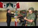 Expulsan a soldado del ejercito que arrebato bandera al gobernador de Chiapas