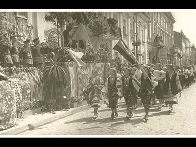 Чорний тернопільський 1941 рік