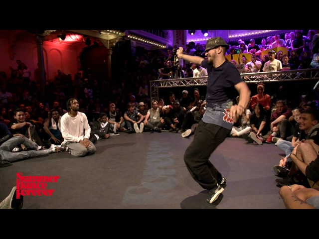 L'Eto vs Rochka 2ND ROUND BATTLES Hiphop Forever - Summer Dance Forever 2016