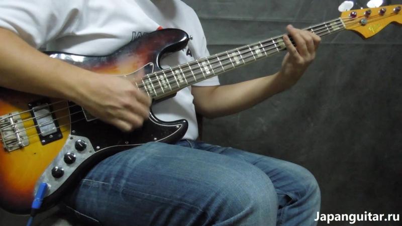 GABAN Jazz Bass