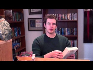 Christopher Paolini Discusses Titus Groan