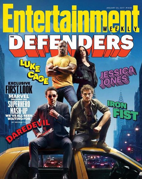 Entertainment Weekly January 20 2017