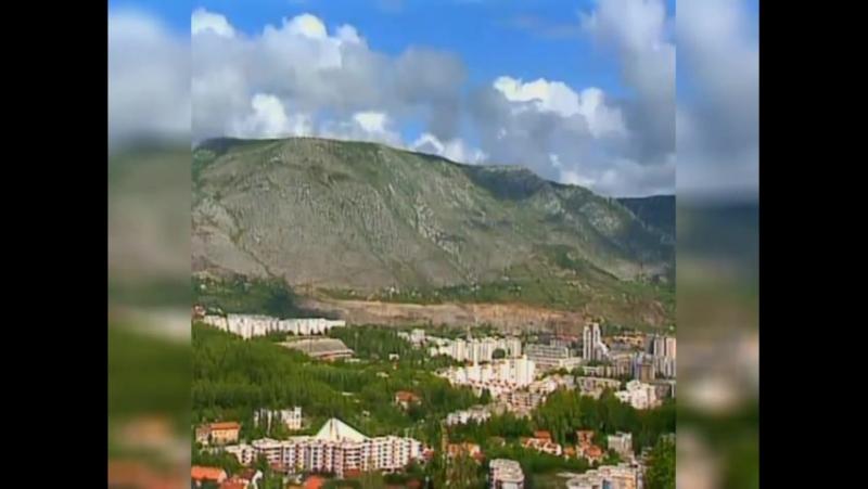 Moslemische Massaker an Christen; Serben helfen Kroaten