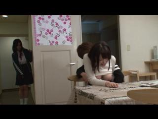 Пришел к подруге японке,сестра присоединилась трахнул teen молоденькая азиатка asian japanese asian girl porn порно nhdta-802