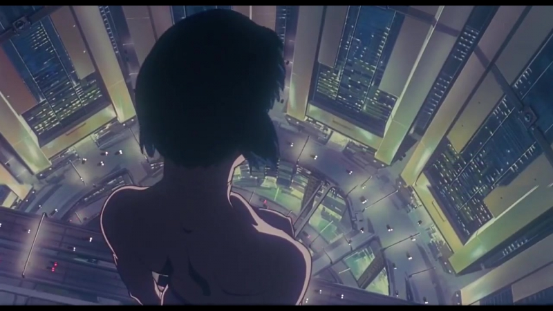Ghost in the Shell AMV REQIEM