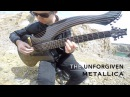 The Unforgiven Metallica Harp Guitar Cover Jamie Dupuis