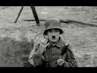 Чарли Чаплин на войне. Charlie Chaplin in the Mission