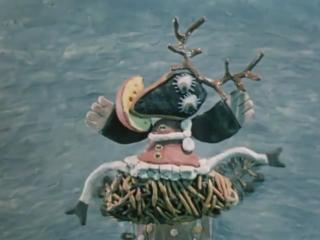 Пластилиновая ворона (1981)   quot Добрые советские мультфильмы quot http