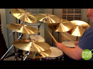 "Zildjian K Dark Thin Crashes: 15"", 16"", 17"", 18"", 19"" & 20"" (All Sizes)"