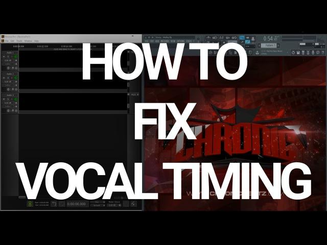 Cинхронизация вокальных дорожек (даблов) с помощью Synchro Arts REVOICE PRO 3 в FL Studio 12