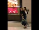 [Видео] Лиса и Дженни в Таиланде