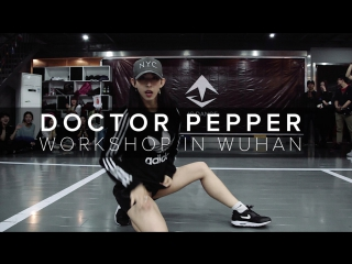 1Million dance studio Doctor Pepper - Diplo X CL / Mina Myoung Choreography | Workshop in Wuhan, China