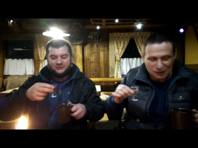 W restauracji Siwy Dym w Rabce