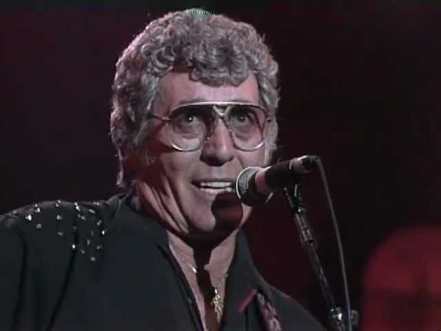 Carl Perkins Matchbox Live at Farm Aid 1990