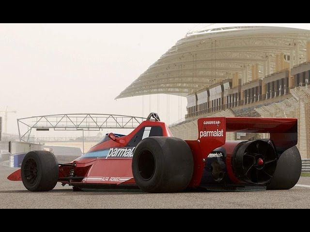 1978 Brabham BT46 Fan Car BBC Film