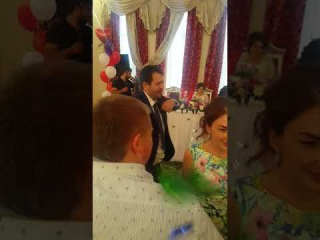Даргинская зажигатательнвя свадьба. Дагестан