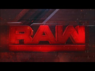 #My1 Watch the updated opening for Monday Night Raw
