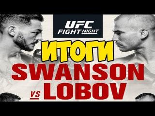Артем Лобов не так прост. Подкаст. Итоги UFC FN 108