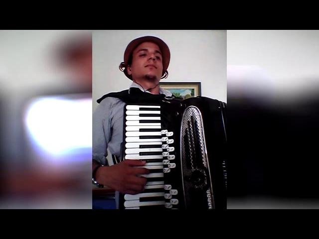 Pula a fogueira 7 Daniel Arano sanfona acordeon São João na Roça