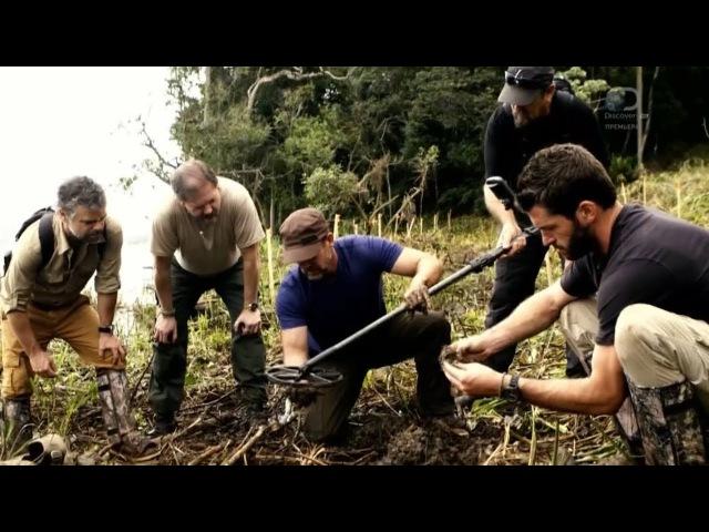 В поисках сокровищ: змеиный остров 2 сезон 1 серия Discovery