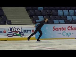 2017 Santa Claus Cup : Konstantin MILYUKOV(RUS) - FS SENIOR MEN, Free skating