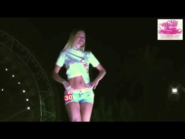 Aleksandra Negina -Miss Eurasia -2015 (Александра Негина- Мисс Евразия-2015)