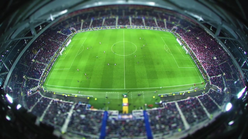 Finale Coupe de la Ligue 2017 facon tilt shift