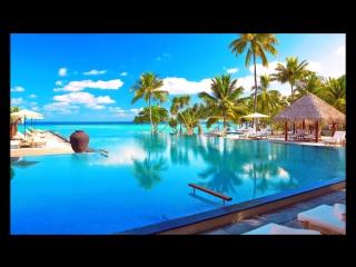 Luxury swimming pool luxury villa beach house
