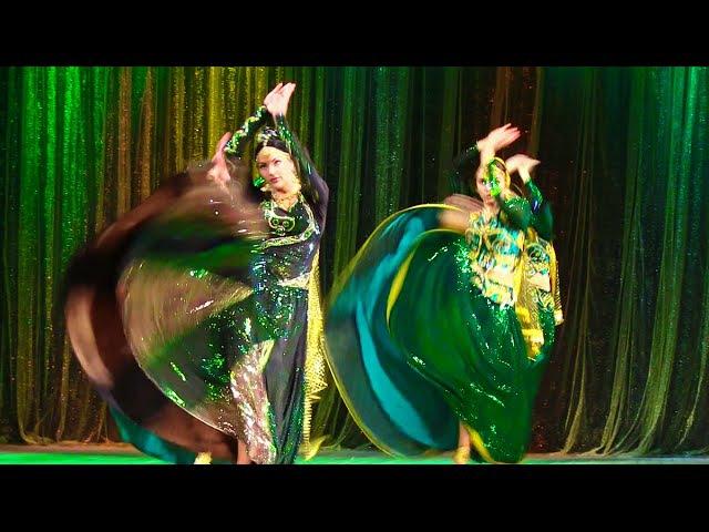 Main tere dushman, Indian Dance Group Mayuri, Russia
