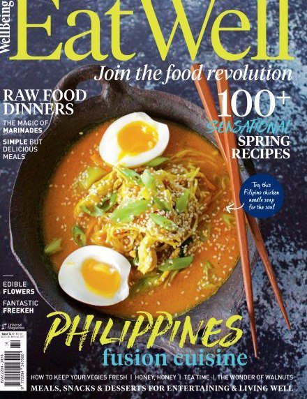 Eat Well Issue 14 2017